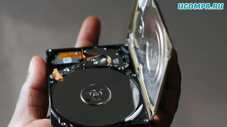5 признаков того, что ваш жесткий диск выходит из строя