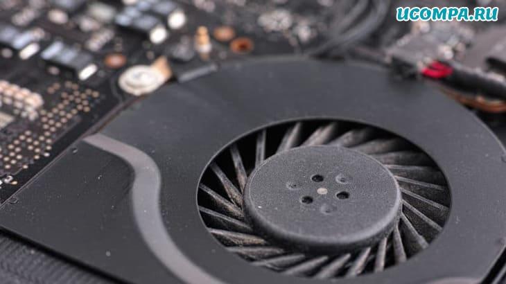 Почему вентилятор на моем компьютере такой громкий?