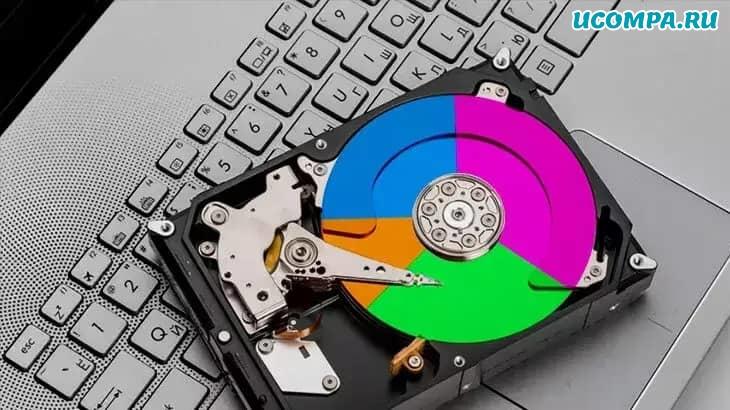 Как разбить жесткий диск на разделы в Windows и Mac