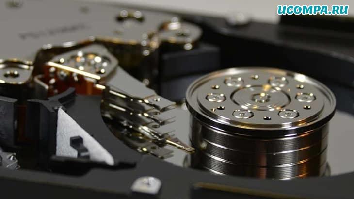 Твердотельный накопитель (SSD) против жесткого диска (HDD)